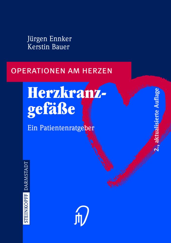 Herzkranzgefässe als Buch (kartoniert)