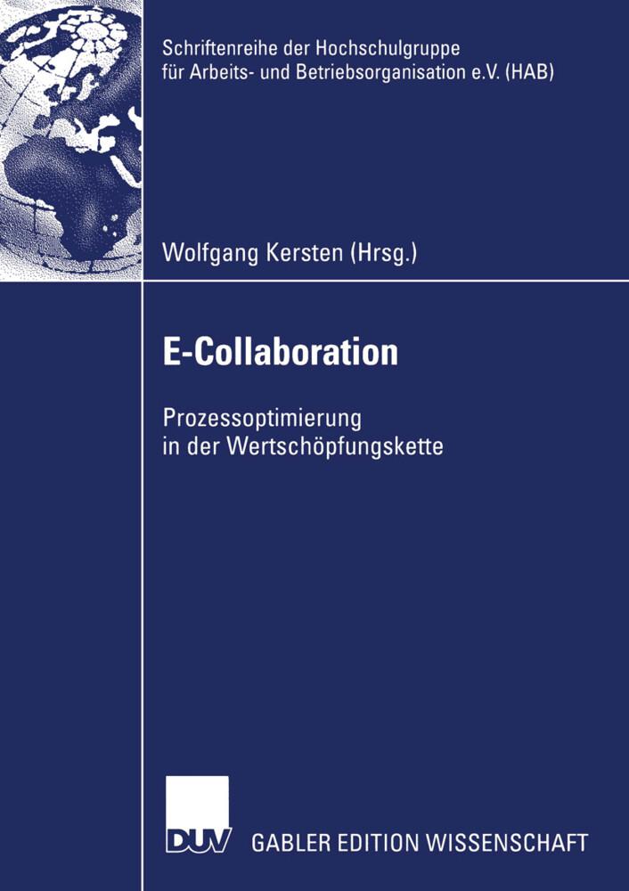 E-Collaboration als Buch