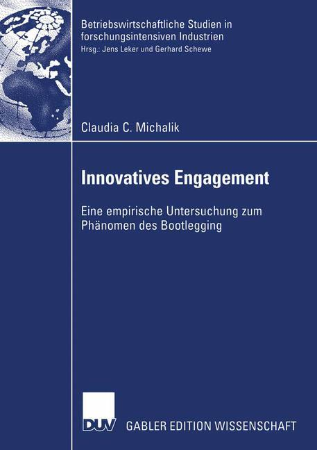 Innovatives Engagement als Buch
