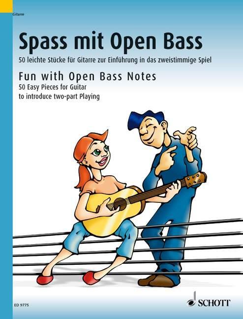 Spass mit Open Bass als Buch von Dieter Kreidler