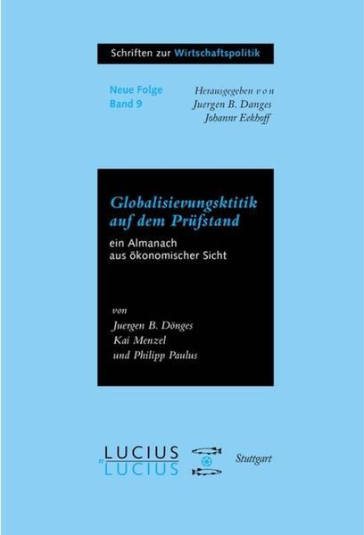 Globalisierungskritik auf dem Prüfstand als Buch