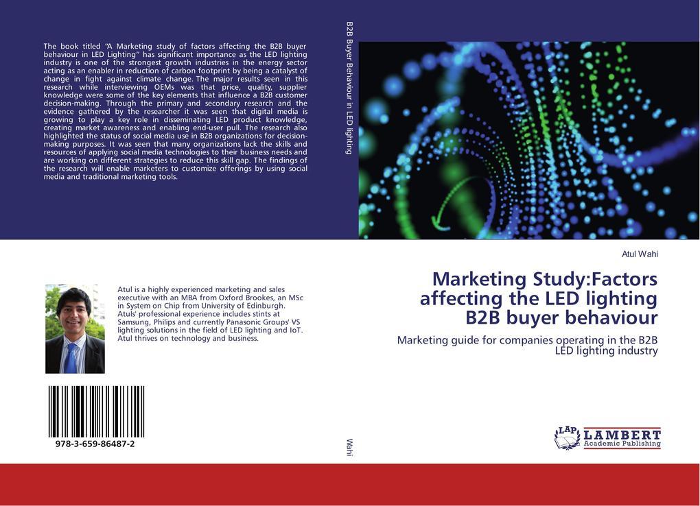 Marketing Study:Factors affecting the LED light...