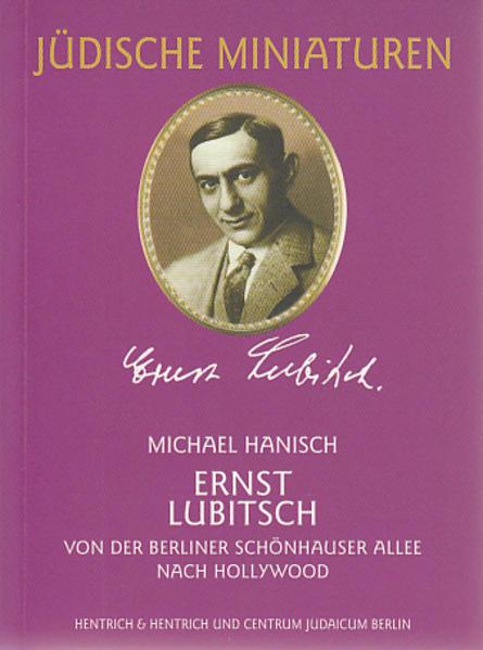 Ernst Lubitsch als Buch