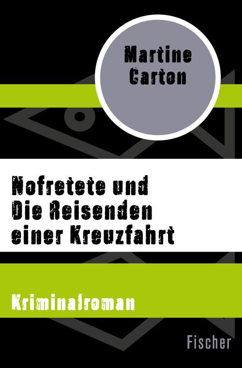 Nofretete und Die Reisenden einer Kreuzfahrt al...