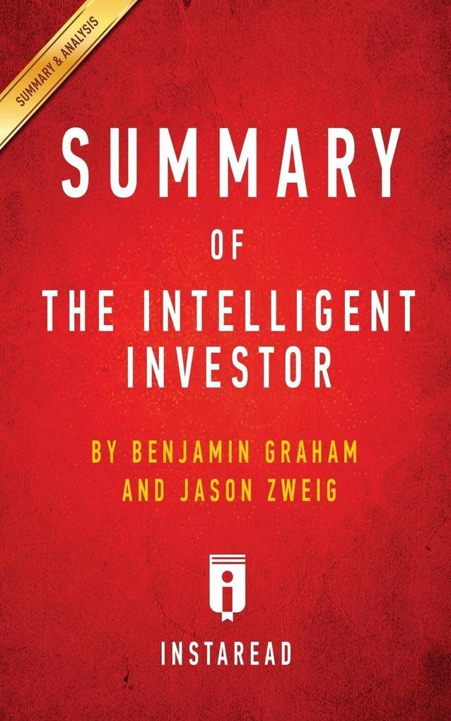 Summary of The Intelligent Investor als Buch vo...