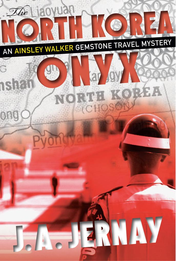 The North Korea Onyx (An Ainsley Walker Gemston...