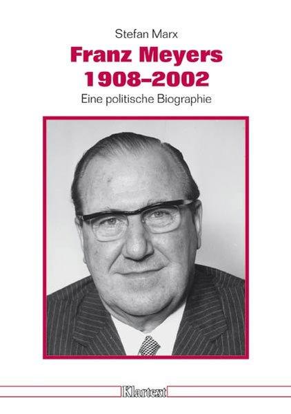 Franz Meyers 1908 - 2002 als Buch