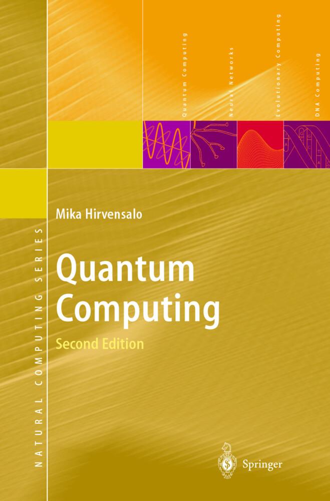 Quantum Computing als Buch