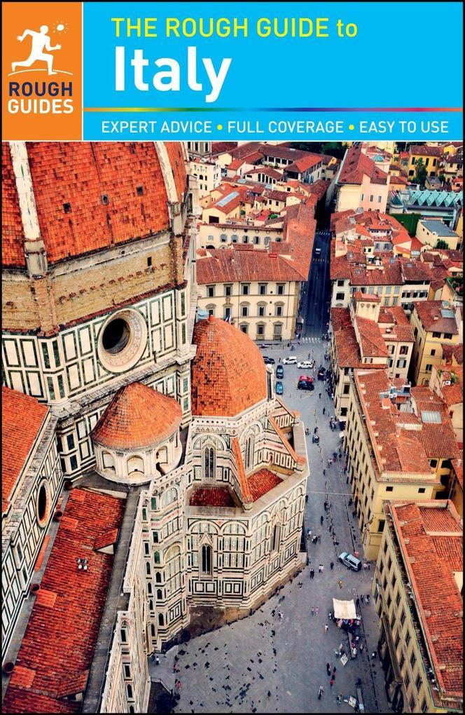 Rough Guide to Italy als eBook Download von Rou...