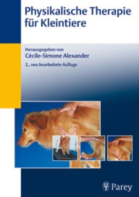 Physikalische Therapie für Kleintiere als Buch