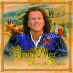Romantic Paradise als CD
