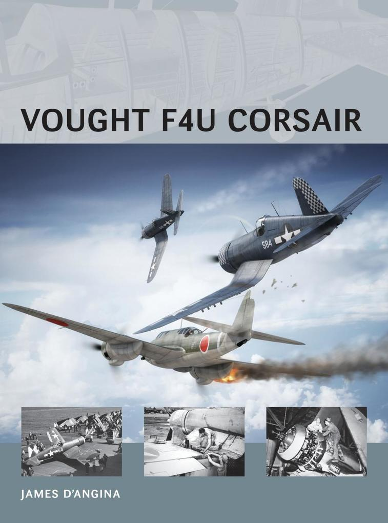 Vought F4U Corsair als eBook Download von James...