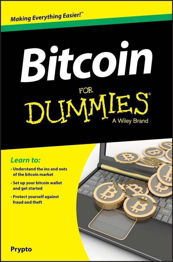 Bitcoin For Dummies als eBook Download von