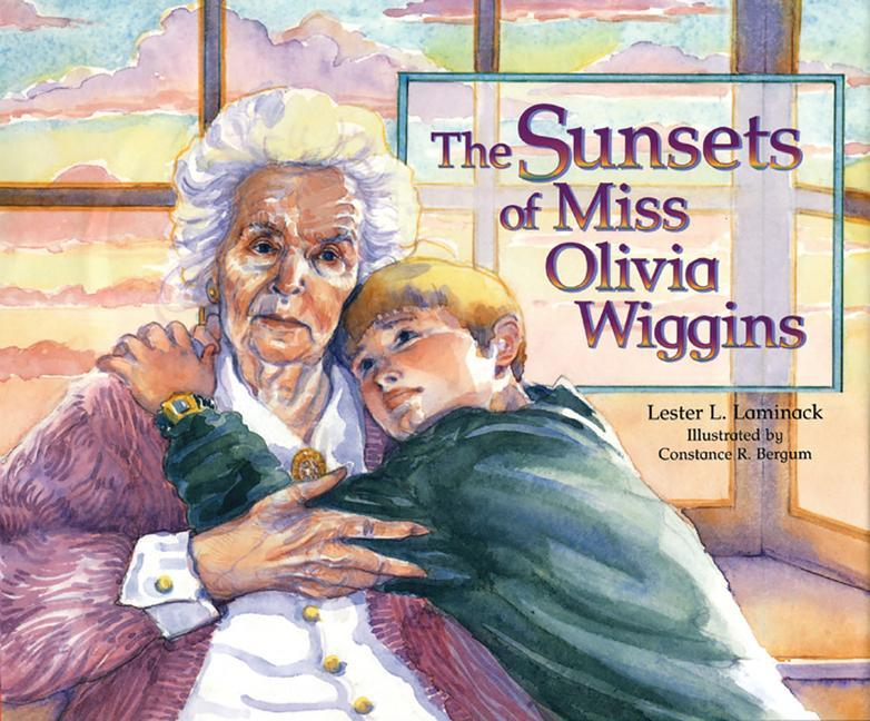 The Sunsets of Miss Olivia Wiggins als Buch