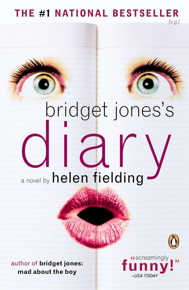 Bridget Jones's Diary als Taschenbuch