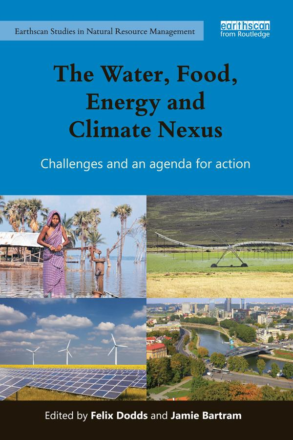 Water, Food, Energy and Climate Nexus als eBook...