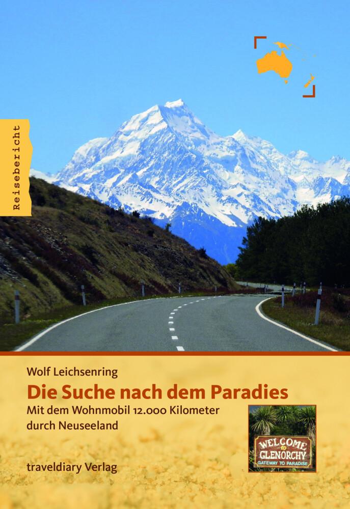Die Suche nach dem Paradies als Buch