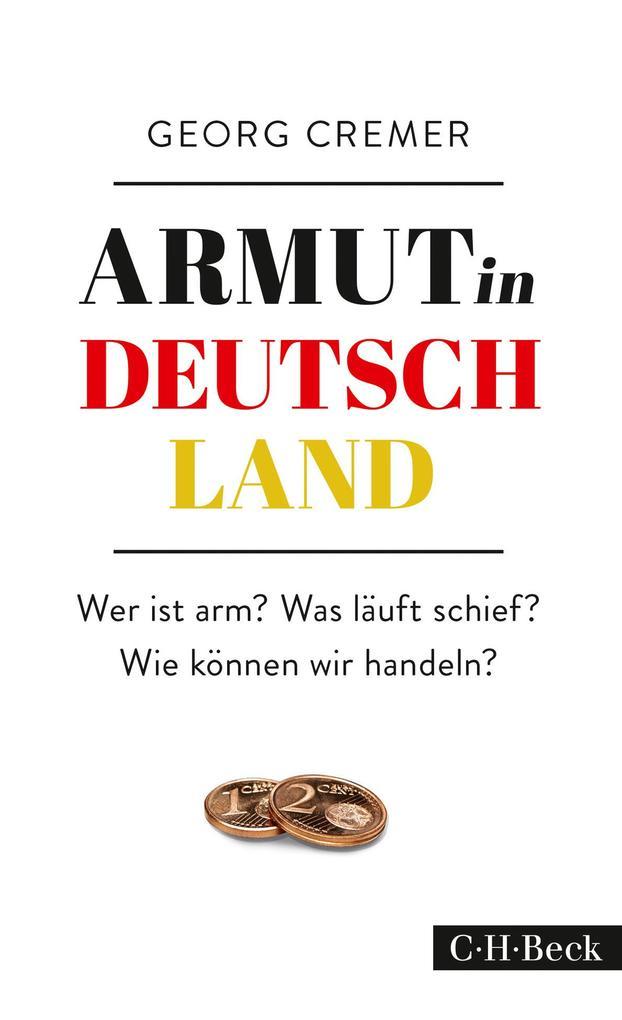 Armut in Deutschland als Buch