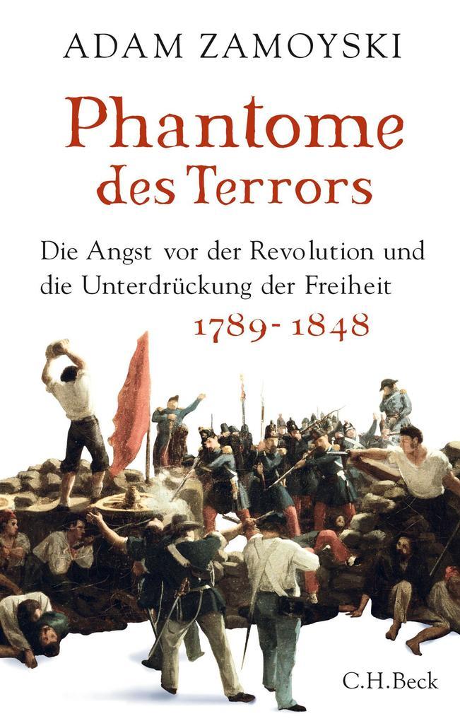 Phantome des Terrors als Buch (gebunden)