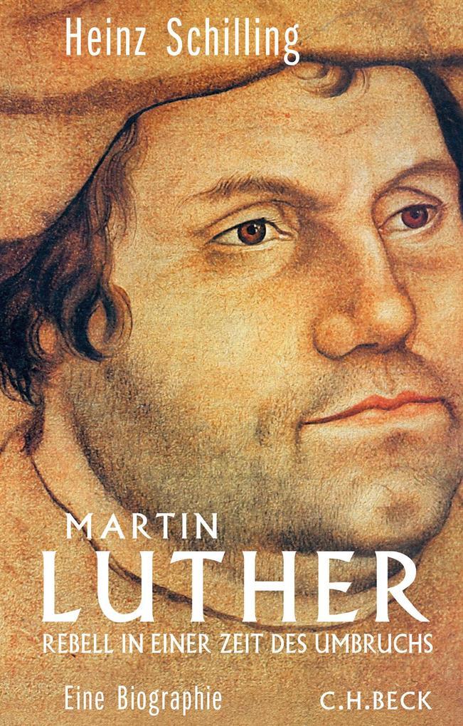 Martin Luther als Buch