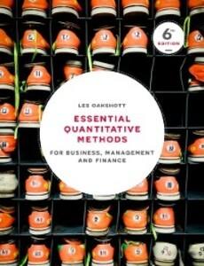 Essential Quantitative Methods als eBook Downlo...