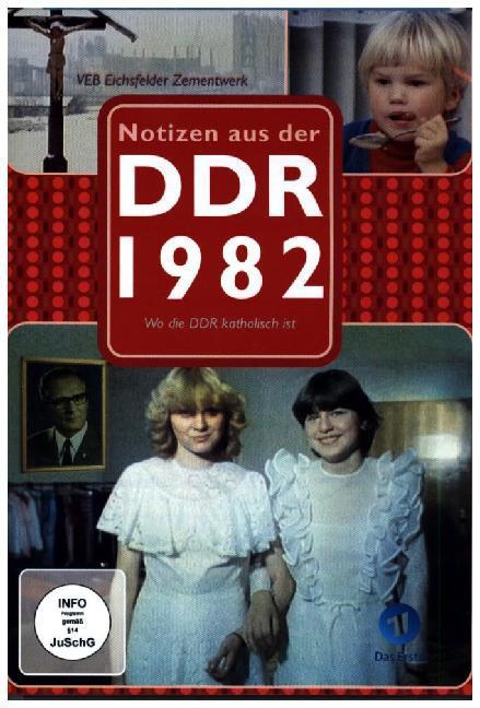 DDR 1982 - Wo die DDR katholisch ist