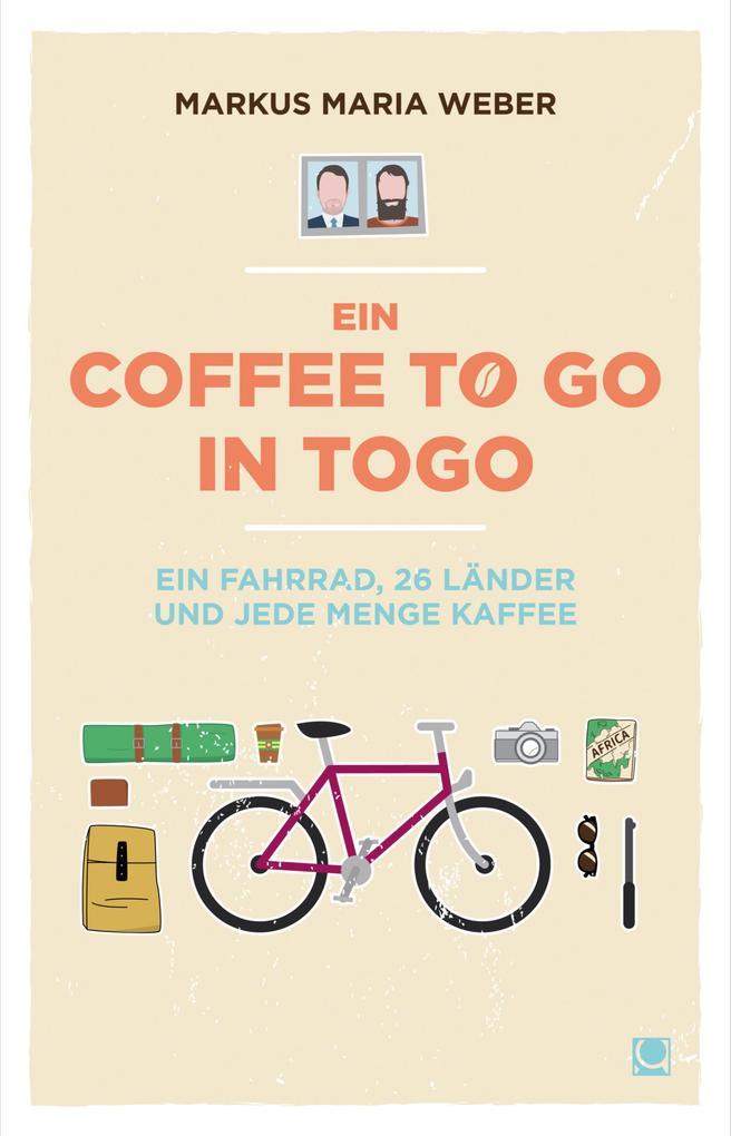 Ein Coffee to go in Togo als Buch