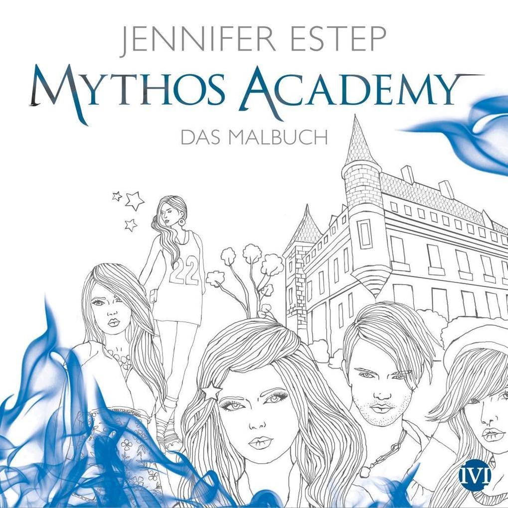 Mythos Academy als Buch