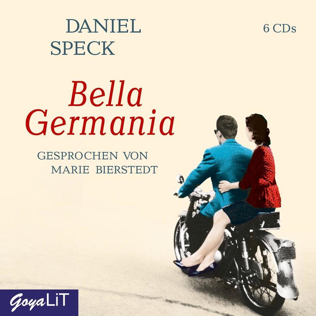 Bella Germania als Hörbuch CD