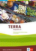 TERRA Geographie. 7/8.Klasse. Differenzierende Kopiervorlagen mit CD-ROM