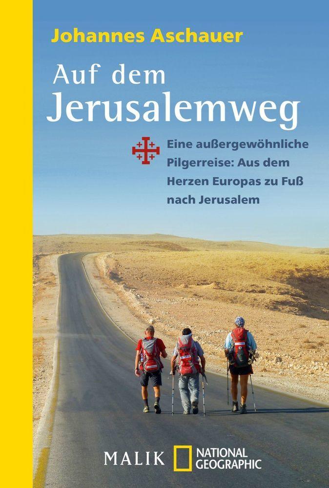 Auf dem Jerusalemweg als Taschenbuch