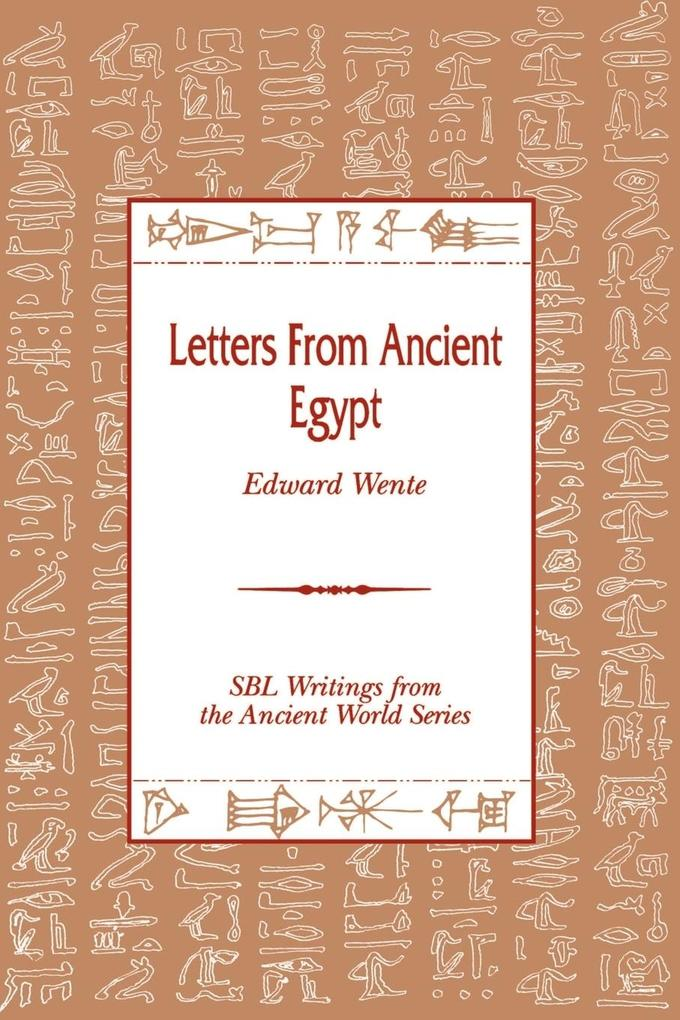 Letters from Ancient Egypt als Buch