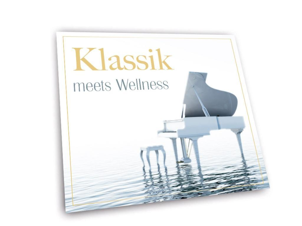 Klassik meets Wellness als Hörbuch CD von
