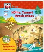 Herrmann, H: WAS IST WAS Junior Band 21. Höhle, Tunnel, Amei