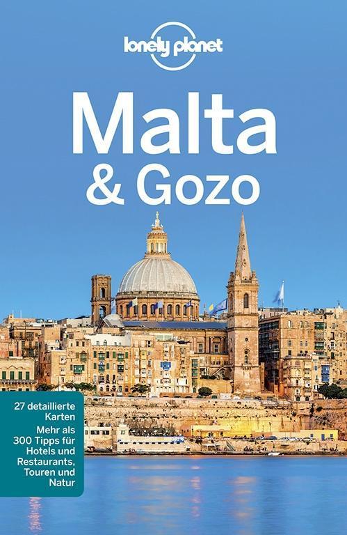 Lonely Planet Reiseführer Malta & Gozo als Buch