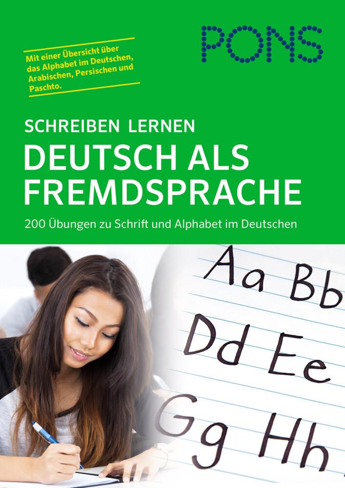 PONS Schreiben lernen Deutsch als Fremdsprache ...