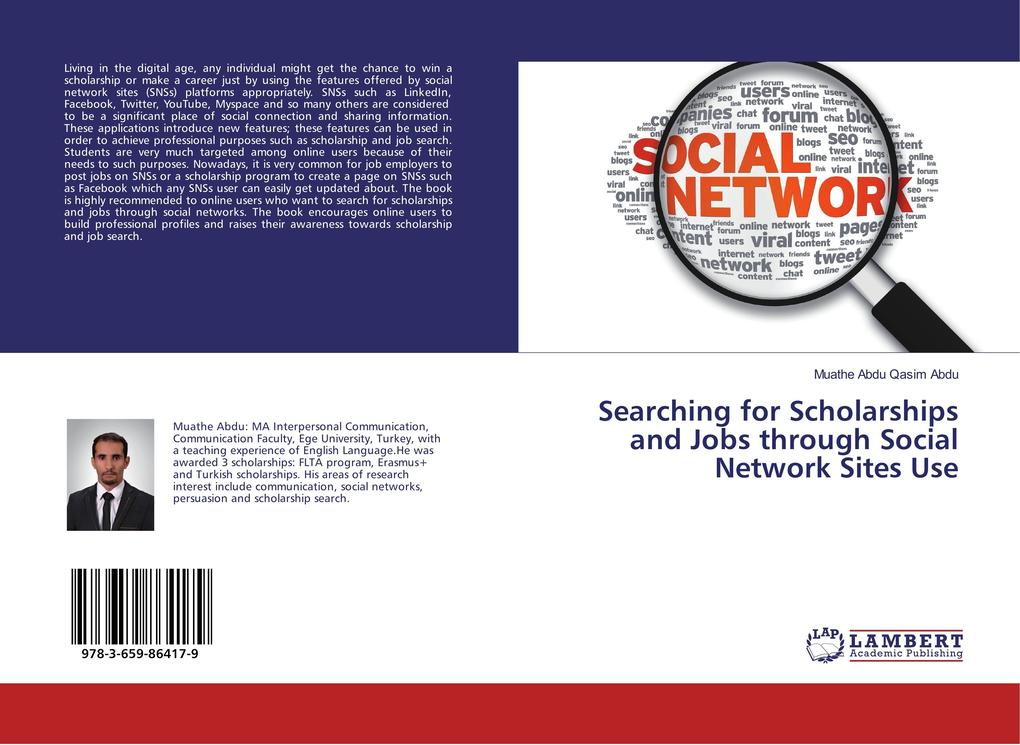 Searching for Scholarships and Jobs through Soc...