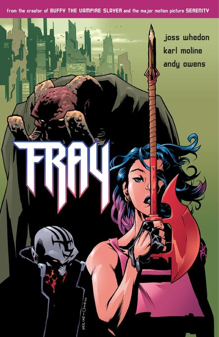 Fray: Future Slayer als Taschenbuch