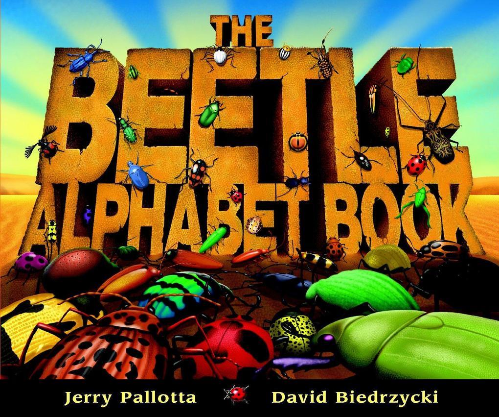 The Beetle Alphabet Book als Taschenbuch