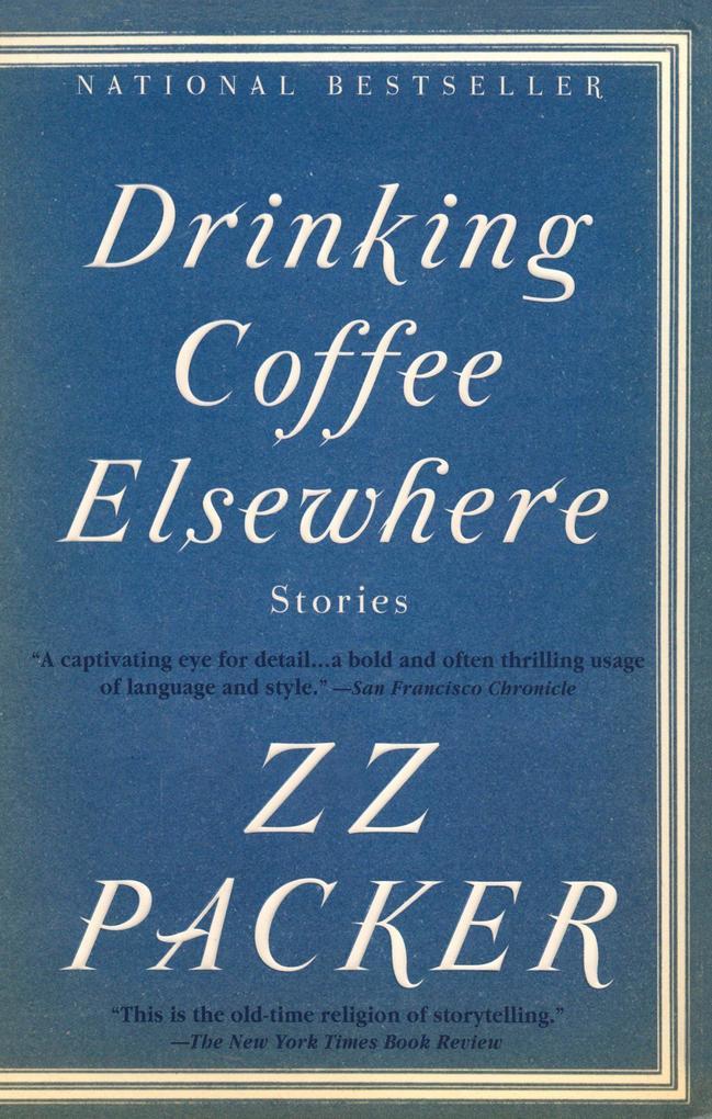 Drinking Coffee Elsewhere als Taschenbuch