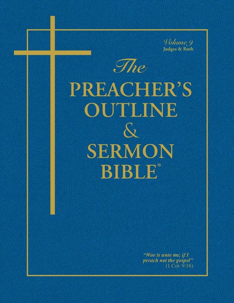 The Preacher's Outline & Sermon Bible - Vol. 9 als Taschenbuch