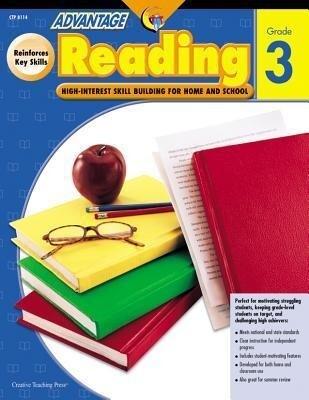 Advantage Reading Grade 3 als Taschenbuch