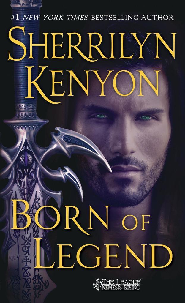 Born of Legend als Taschenbuch von Sherrilyn Ke...