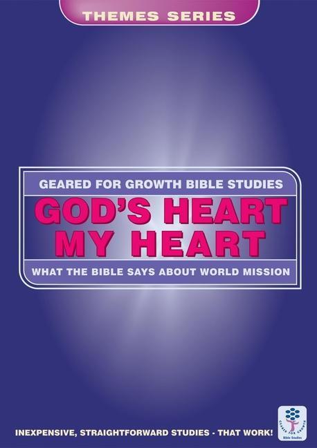 God's Heart, My Heart als Taschenbuch