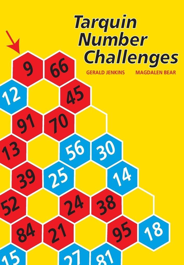 Tarquin Number Challenges als Taschenbuch