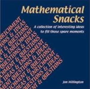 Mathematical Snacks als Taschenbuch