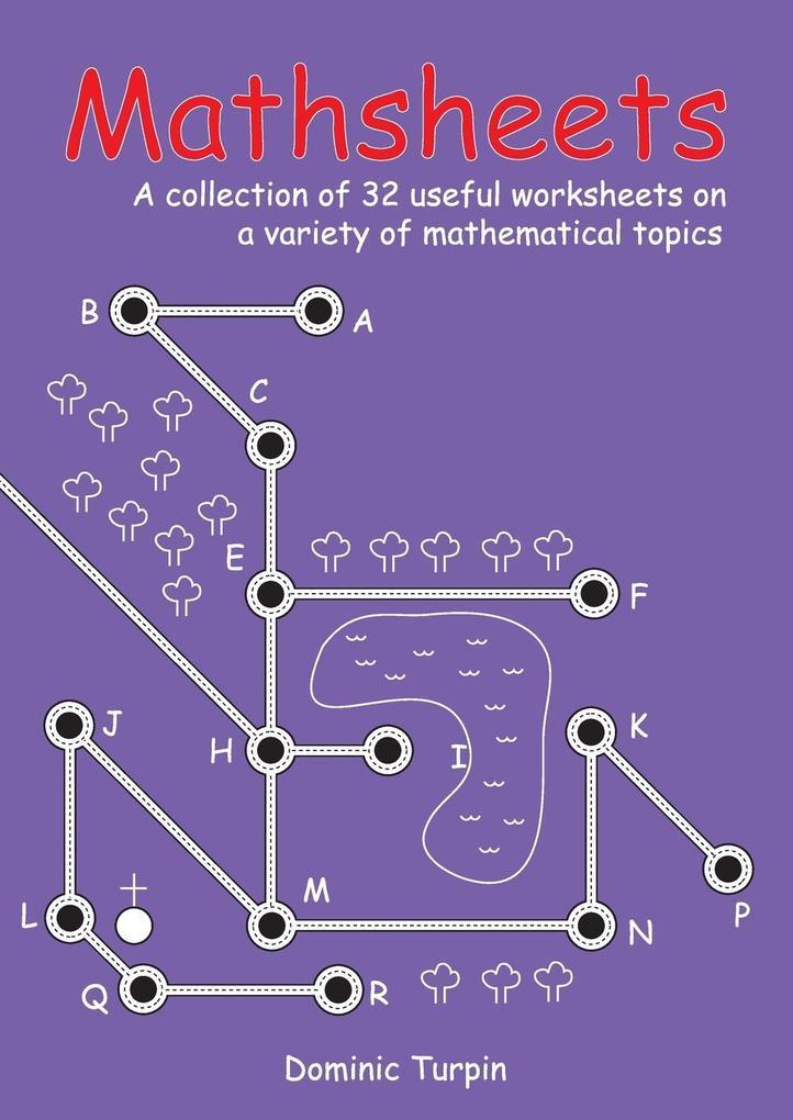 Mathsheets als Taschenbuch