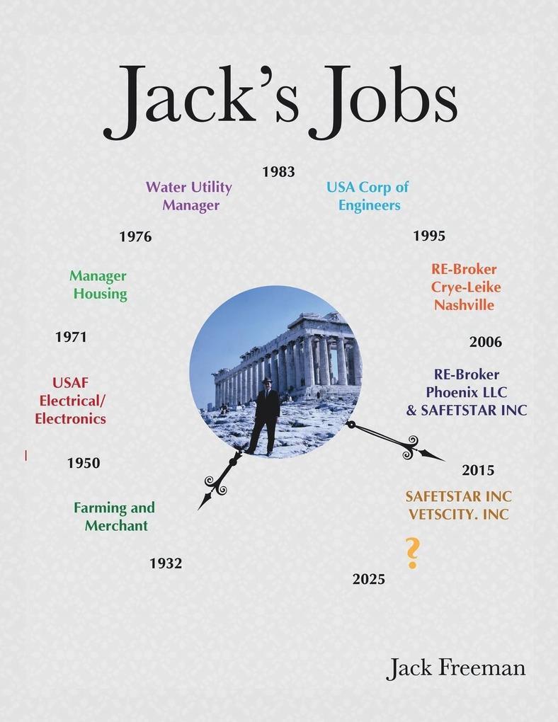 Jack´s Jobs als Taschenbuch von Jack´s Hands