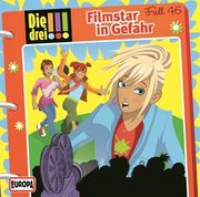 Europa - CD Die drei !!! Filmstar in Gefahr, Folge 46