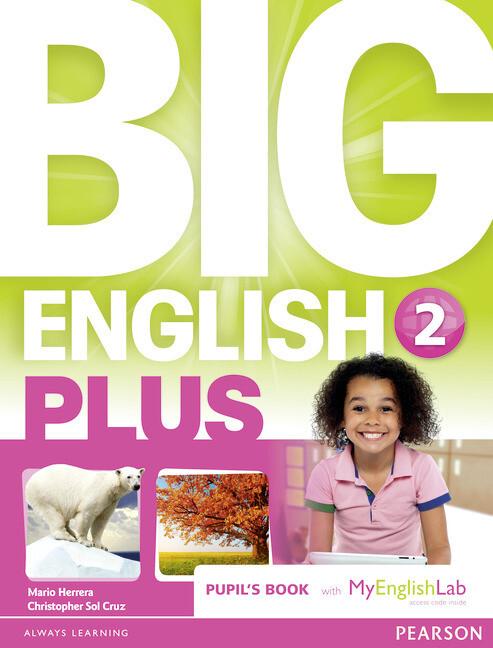 Big English Plus 2 Pupils´ Book with MyEnglishL...
